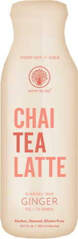 Banyan Tree Chai Latte